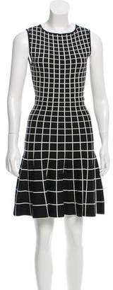Ohne Titel Patterned Mini Dress