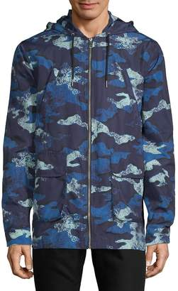 Sovereign Code Men's Camo Performance Jacket