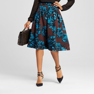 Women's Birdcage Skirt - Who What Wear  $29.99 thestylecure.com