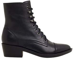 Roc Boston Black Leather