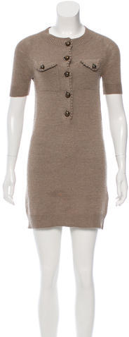 3.1 Phillip Lim 3.1 Phillip Lim Wool & Silk-Blend Dress