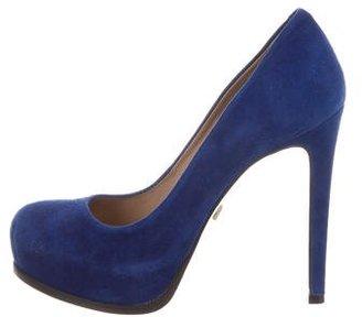 Pour La Victoire Irina Suede Pumps $85 thestylecure.com