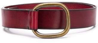 DSQUARED2 antique buckle belt