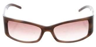 Calvin Klein Collection Tortoiseshell Tinted Sunglasses