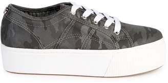 Steve Madden Emmie Platform Lace-Up Sneakers