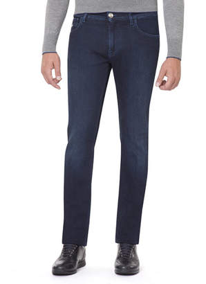Stefano Ricci Stretch-Denim Slim-Straight Jeans