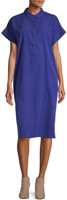 Eileen Fisher Classic Collar Dress