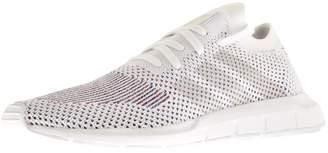 adidas uomini correre striscia striscia striscia bianca scarpa shopstyle uk 56cd3a