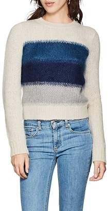 Rag & Bone Women's Holland Wool-Blend Crop Sweater