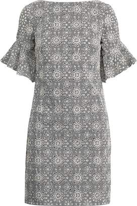 Ralph Lauren Embroidered Cotton Dress