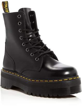 Dr. Martens Women's Jadon Platform Combat Boots
