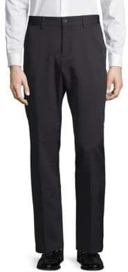 Perry Ellis Classic Slim-Fit Dress Pants