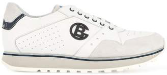 Baldinini logo low-top sneakers