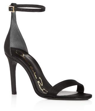 Oscar de la Renta Women's Ankle Strap High-Heel Sandals