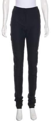 Diane von Furstenberg Amours Mid-Rise Skinny Pants