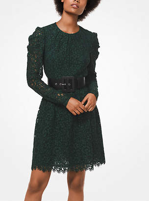Michael Kors Corded Floral Lace Dress