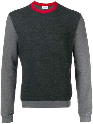 Dondup colourblock sweater