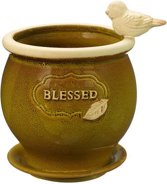 Precious Moments Blessed Small Garden Planter