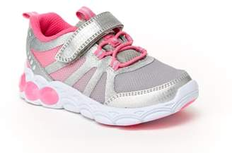 Stride Rite Kylie Glitter Light-Up Sneaker