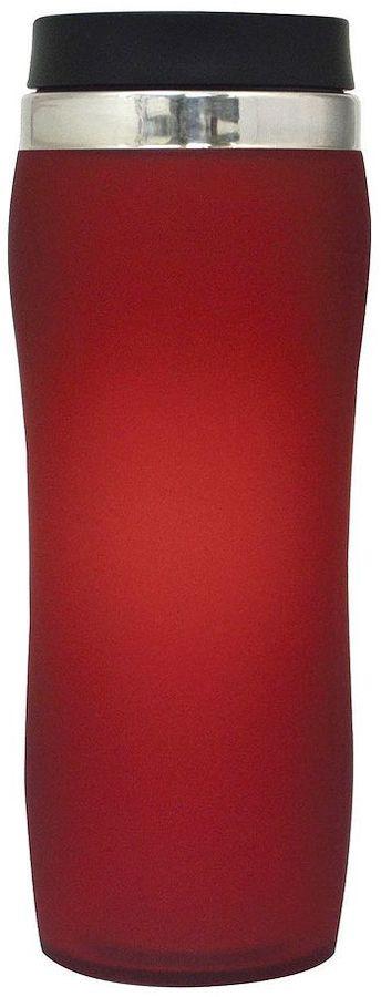 St. Nicholas Square® 16-oz. Red Travel Mug