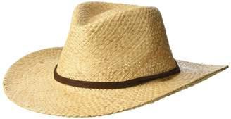 Pendleton Men's Outback Raffia Hat