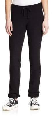 Wildfox Couture Drawstring Elastic-Cuff Sweatpants