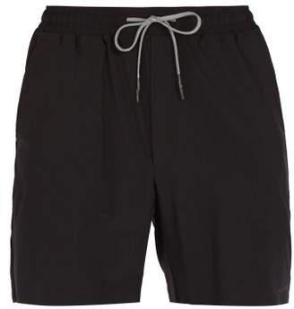 Falke Ess - Drawstring Waist Shorts - Mens - Black