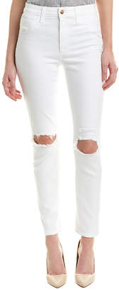 Joe's Jeans The Charlie Gloriya High-Rise Skinny Ankle Cut