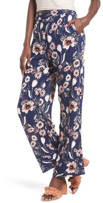 Women's Leith Wide Leg Pants $65 thestylecure.com