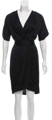 Diane von Furstenberg Genevieve Silk Dress w/ Tags