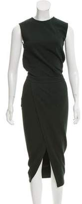 Narciso Rodriguez Maxi Bodycon Dress