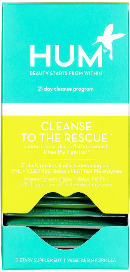 Hum Nutrition HUM Nutrition - Cleanse To The Rescue 21 Day Cleanse
