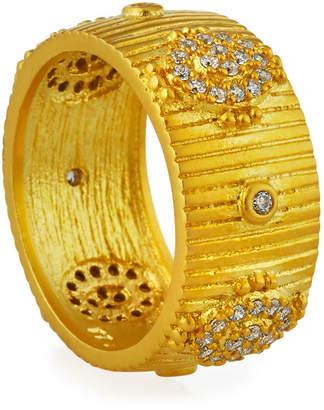 Freida Rothman Amazonian Allure Band Ring, Size 7