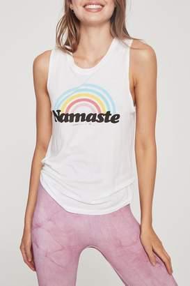 Spiritual Gangster Namaste Muscle Tank