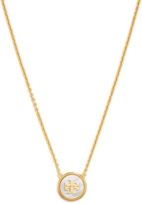 Tory Burch SEMIPRECIOUS PENDANT NECKLACE