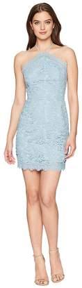 J.o.a. Halter Bodycon Dress Women's Dress