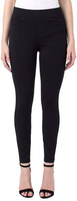 Liverpool Pull-On Knit Leggings
