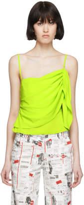 Miaou Green Sonia Camisole