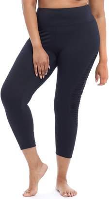 Plus Size Marika Cecilia Capri Leggings