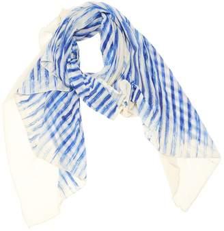 Jean Paul Gaultier Blue Synthetic Scarves