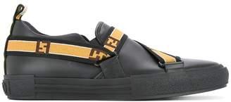 Fendi Forever slip-on sneakers
