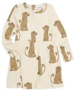 Mini Rodini Baby Girl's, Little Girl's& Girl's Spaniel Dress