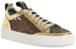 P448 Soho Sequin Low Top Sneaker