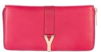 Saint LaurentSaint Laurent Leather Chyc Wallet