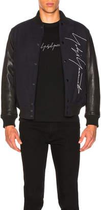 Yohji Yamamoto x New Era Bomber Jacket