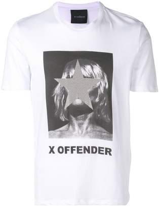 John Richmond X Offender T-shirt