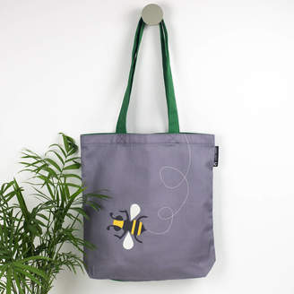 Laura Danby Bee Insect Or Animal Tote Bag