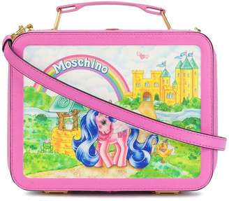 Moschino My Little Pony lunchbox handbag
