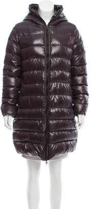 Duvetica Hooded Down Coat