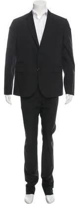 Valentino Notch-Lapel Two-Piece Suit w/ Tags